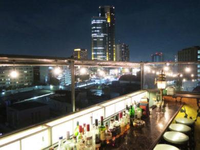 恵比寿の夜景